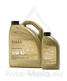 Масло I.G.A.T. PLATIN TS SAE 10W40 5L
