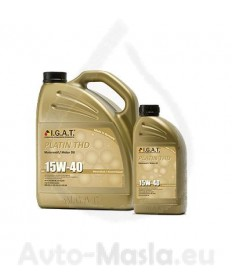 I.G.A.T. PLATIN THD SAE 15W40 5L
