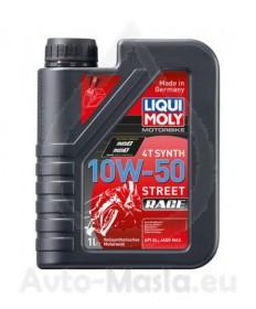 Liqui Moly Street Race 4T 10W50 1L