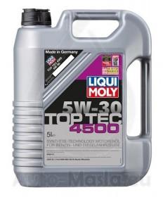 LIQUI MOLY TOP TEC 4500 5W30- 5L