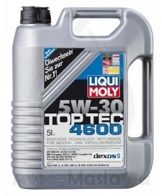 LIQUI MOLY TOP TEC 4600 5W30 - 5L