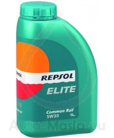 REPSOL ELITE COMMON RAIL 5W30 - 1L