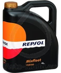 REPSOL MIXFLEET 15W40- 4L