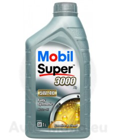 MOBIL SUPER 3000 X1 5W40- 1L