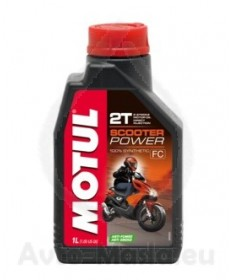 MOTUL Scooter Power 2T- 1L