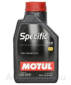 MOTUL SPECIFIC FORD 913D 5W-30 - 1L
