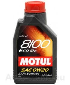 MOTUL 8100 ECO-Lite 0W20- 1L