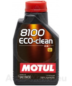 MOTUL 8100 ECO-Clean 0W30- 1L