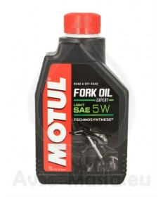 Motul Fork Oil Expert Light 5W- 1L