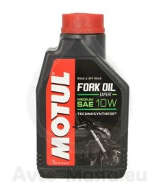 Motul Fork Oil Expert Medium 10W- 1