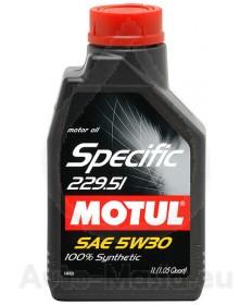 MOTUL SPECIFIC 229.51 5W30-1L