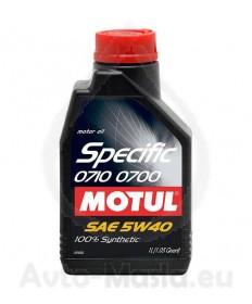 MOTUL SPECIFIC Renault RN0710/0700 5W40- 1L