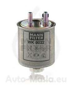 Горивен филтър MANN-FILTER WK 9022