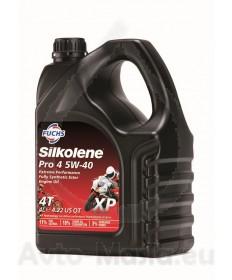 Fuchs Silkolene Pro 4 5W40- 4L