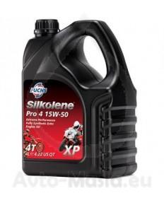 Fuchs Silkolene Pro 4 15W50 XP- 4L