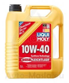 LIQUI MOLY DIESEL LEICHTLAUF 10W40- 5L