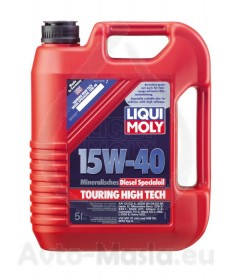 LIQUI MOLY TOURING HIGH TECH DIESEL 15W40