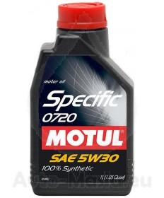 MOTUL SPECIFIC Renault RN0720 5W30- 1L