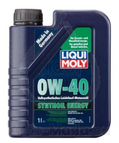 LIQUI MOLY SYNTHOIL ENERGY OW40 - 1L