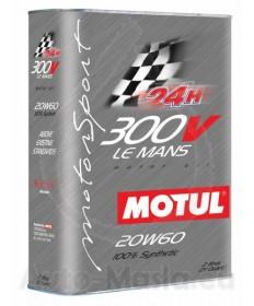 MOTUL 300V Le Mans 20W60- 2L
