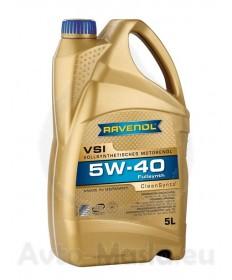 Масло Ravenol VSI 5W40-5L