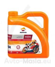 REPSOL MOTO RACING 4T 10W50 - 4L
