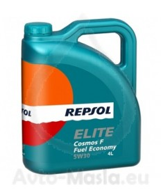 Repsol Elite Cosmos F Fuel Economy 5W30- 4L