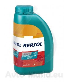 Repsol Elite Cosmos F Fuel Economy 5W30- 1L