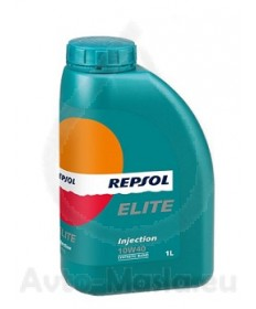 REPSOL ELITE INJECTION 10W40- 1L