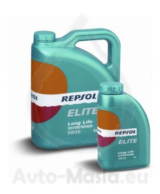 REPSOL ELITE LONG LIFE 507.00/504.00 5W30