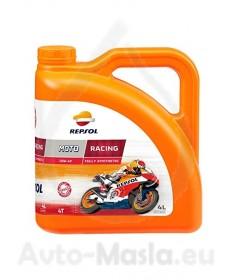 REPSOL MOTO RACING 4T 10W40- 4L