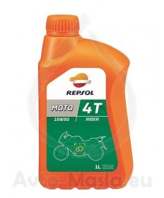 REPSOL MOTO RIDER 4T 15W50- 1L