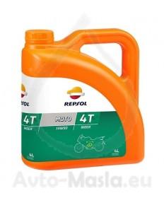 REPSOL MOTO RIDER 15W-50 4L