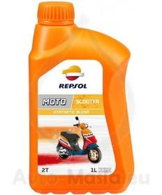 REPSOL MOTO SCOOTER 2T- 1L