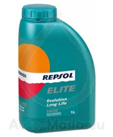 Repsol Elite Evolution Long Life 5W30- 1L