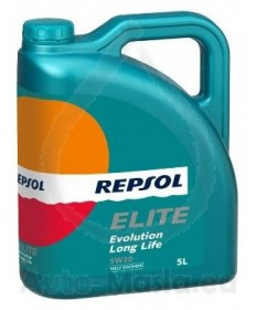 Repsol Elite Evolution Long Life 5W30- 5L