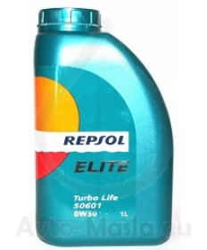 Repsol Elite Turbo Life 50601 0W30 1L