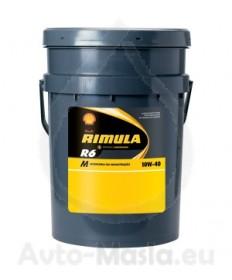 SHELL RIMULA R6 M 10W40 - 20L