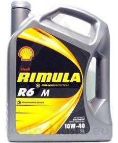 SHELL RIMULA R6 M 10W40- 4L