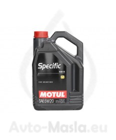 MOTUL SPECIFIC FORD 948 B 5W20- 5L