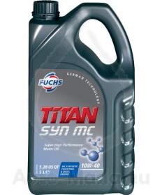 TITAN SYN MC 10W40- 5L