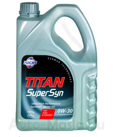 TITAN SUPERSYN 0W30- 4L