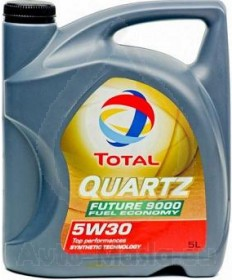 Total Quartz 9000 Future NFC 5W30-5L