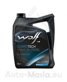 Wolf Guardtech 10W-40 B4 DSL 5L
