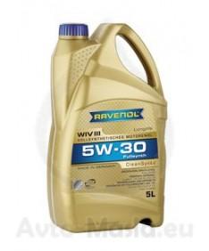 Ravenol WIV III 5W30- 5 ЛИТРА