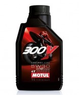 MOTUL 300V 4T Factory Line Road Racing 5W30- 1 ЛИТЪР
