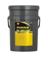 SHELL RIMULA R6 LM 10W40- 20 ЛИТРА