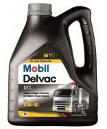 Mobil Delvac MX 15W40- 4 ЛИТРА