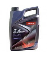 Champion New Energy 5W40- 4 ЛИТРА