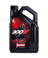 MOTUL 300V 4T Factory Line Off Road 5W40- 4 ЛИТРА